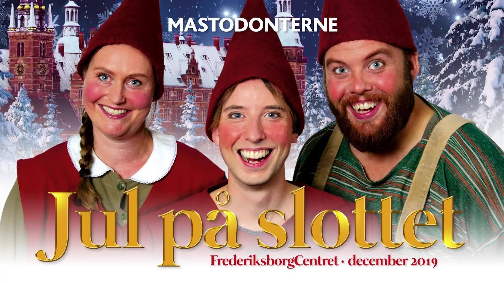 Invitation Til Juleforestilling 2019